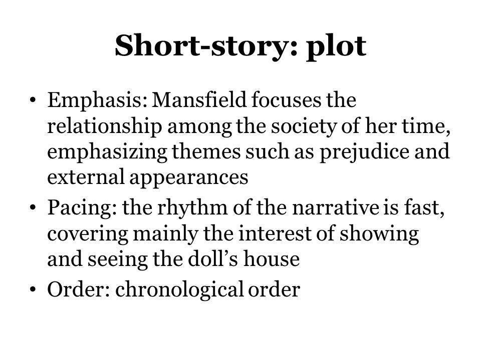Short-story: plot