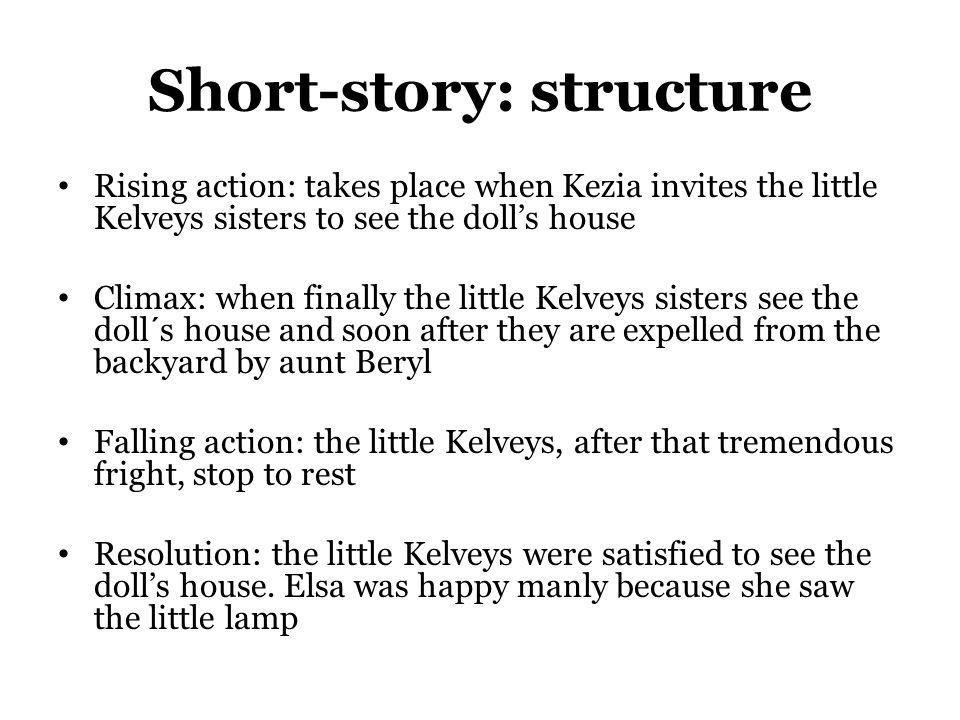 Short-story: structure
