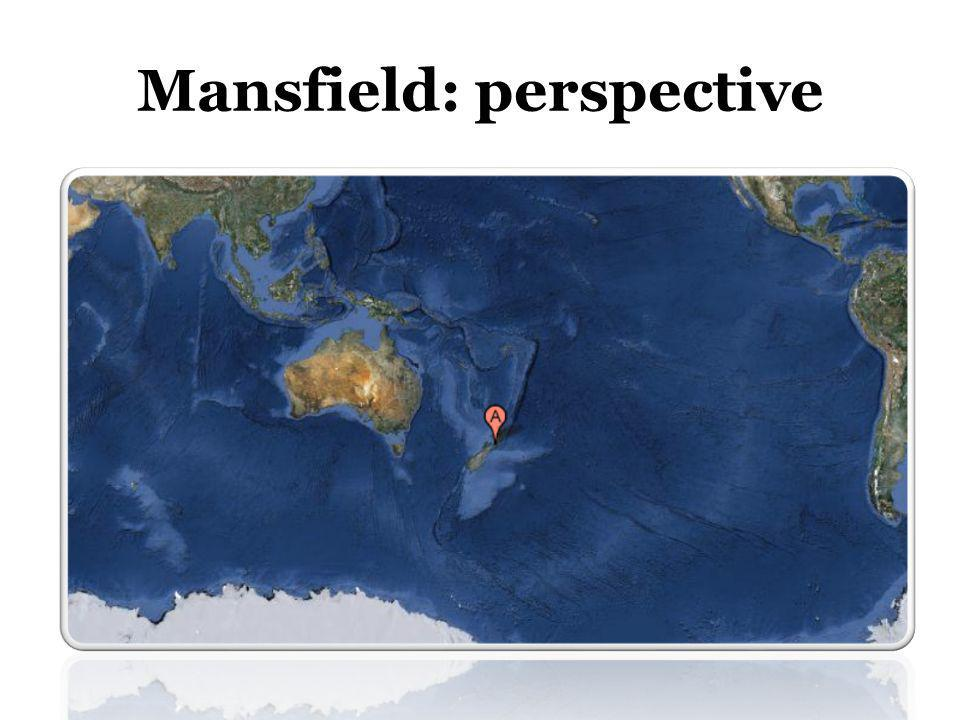 Mansfield: perspective