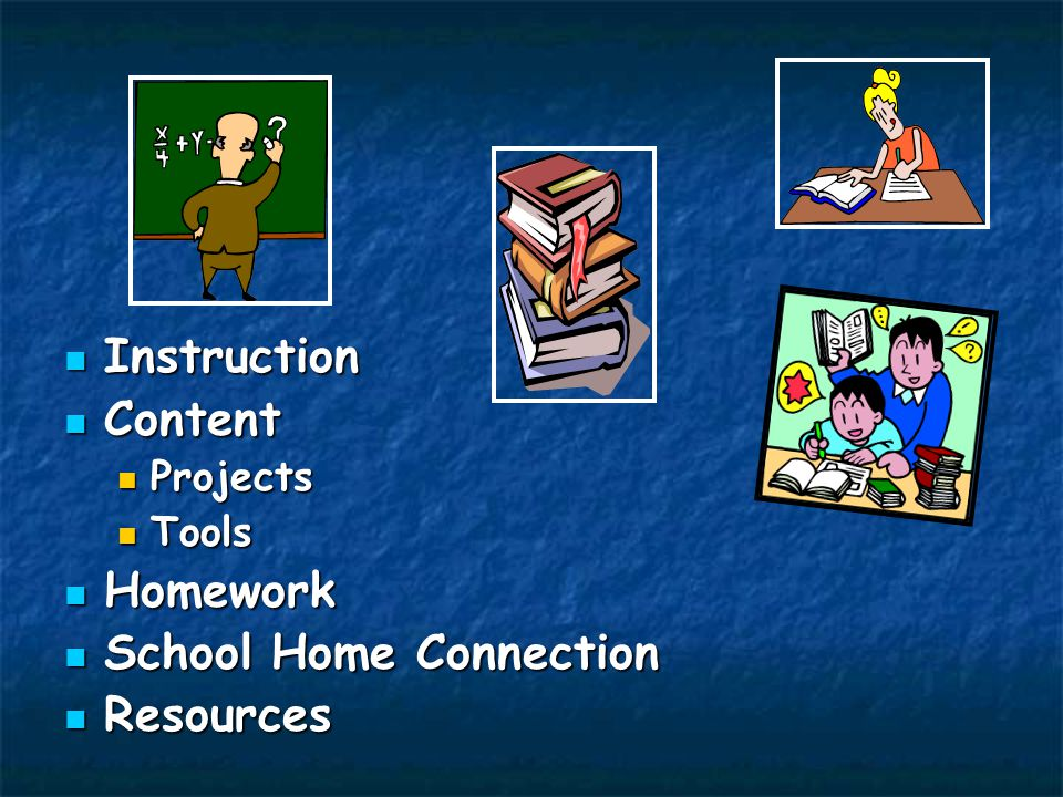 School Home Connection Resources