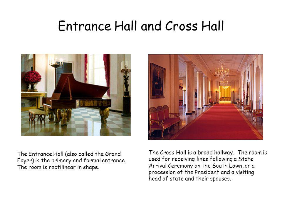 Entrance Hall and Cross Hall