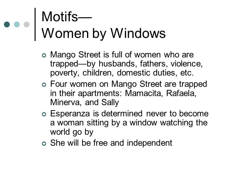 Motifs— Women by Windows