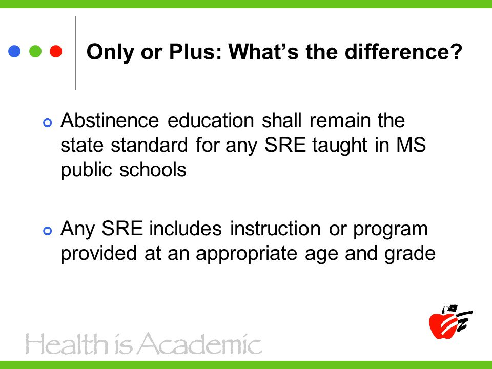 Only or Plus: What's the difference