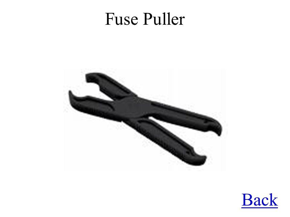 Fuse Puller Back