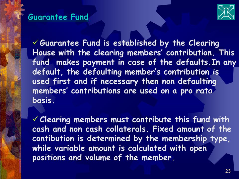 Guarantee Fund