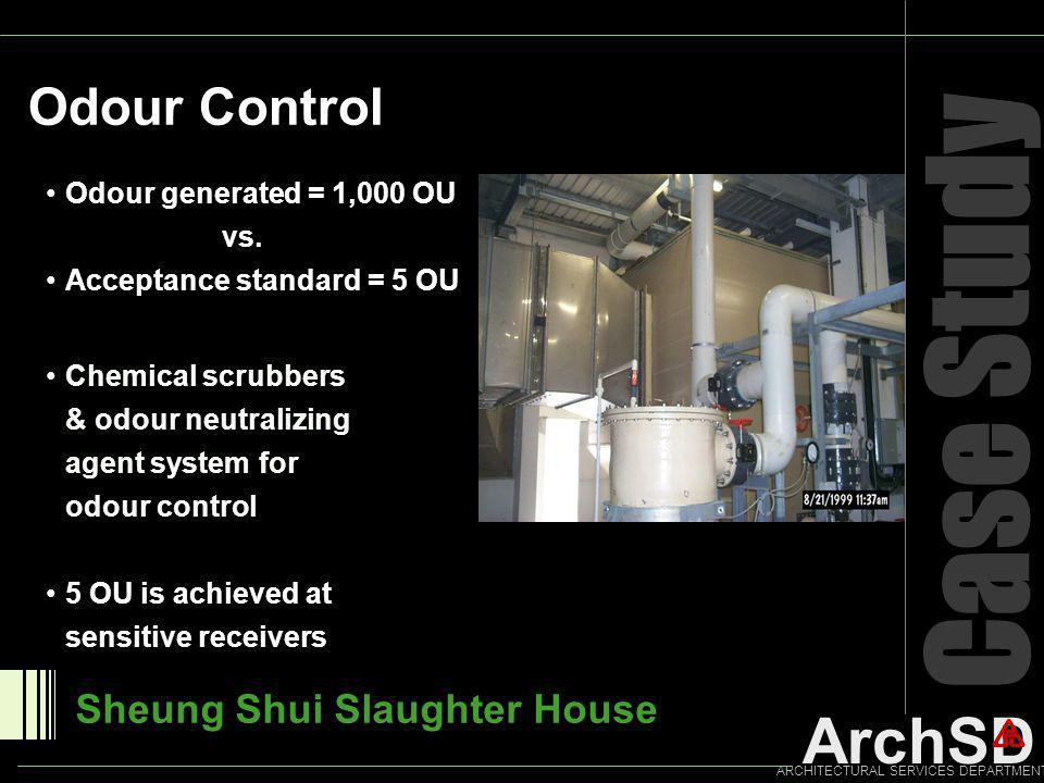 Case Study Odour Control Sheung Shui Slaughter House