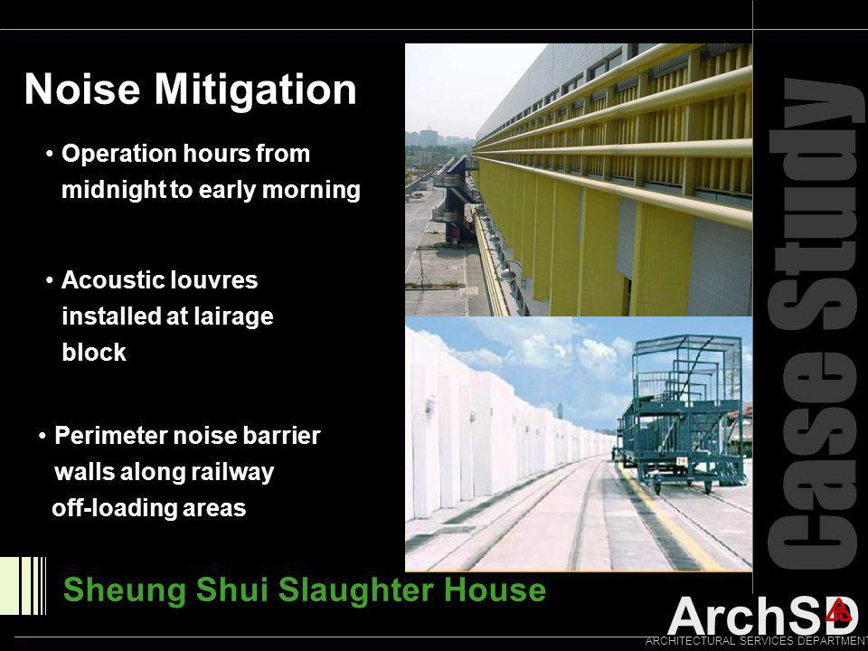 Case Study Noise Mitigation Sheung Shui Slaughter House