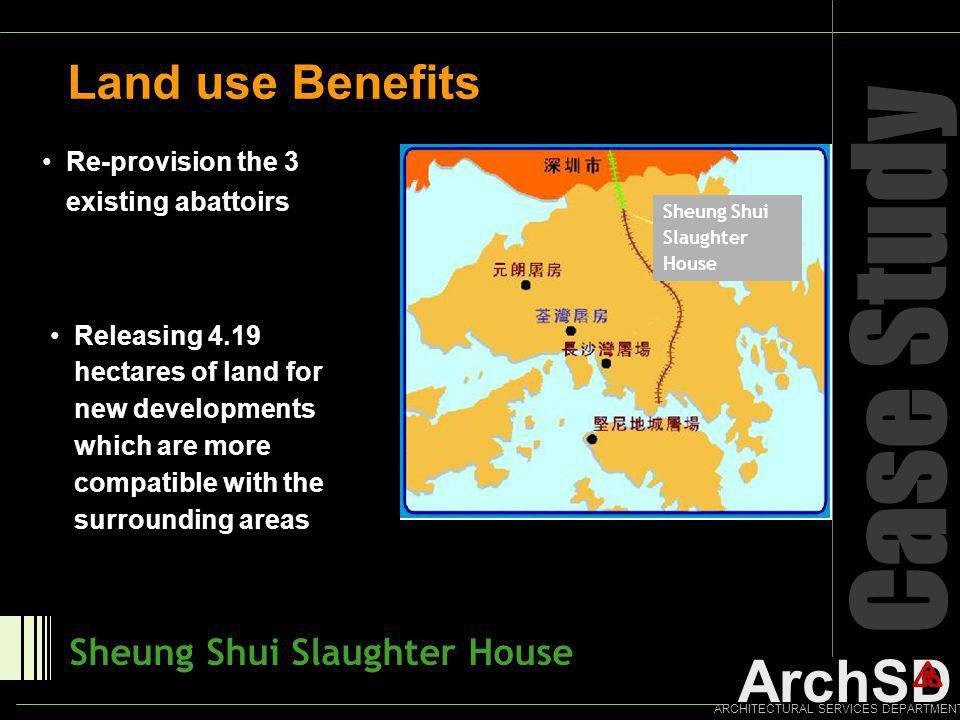 Case Study Land use Benefits Sheung Shui Slaughter House