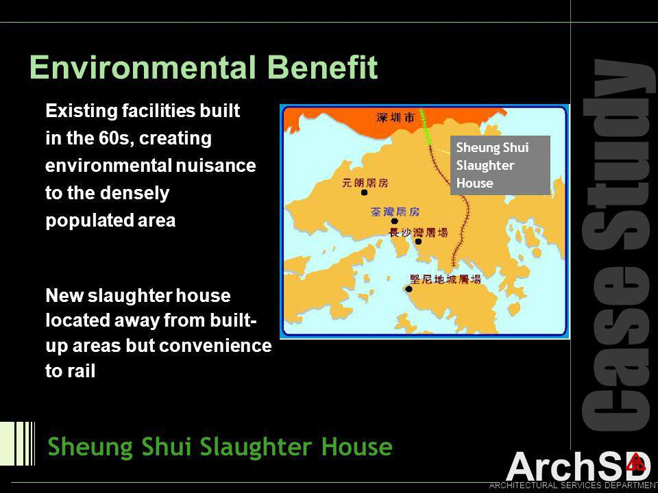 Case Study Environmental Benefit Sheung Shui Slaughter House