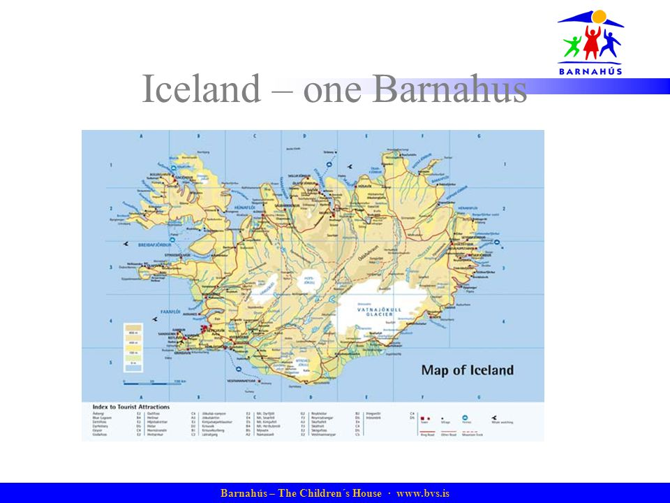 Iceland – one Barnahus