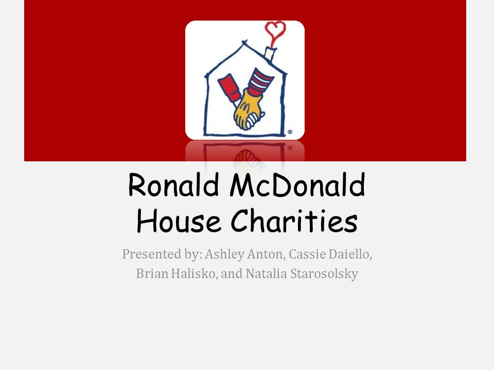 Ronald mcdonald house celebrity friends of anton