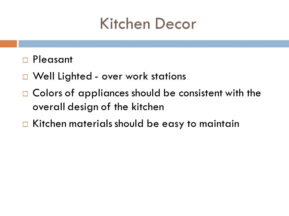 Kitchen Decor Pleasant Well Lighted - over work stations