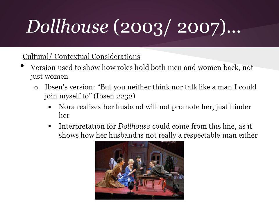 A Doll's House: Theme Analysis