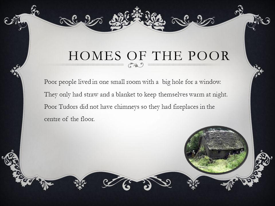 Homes of the Poor