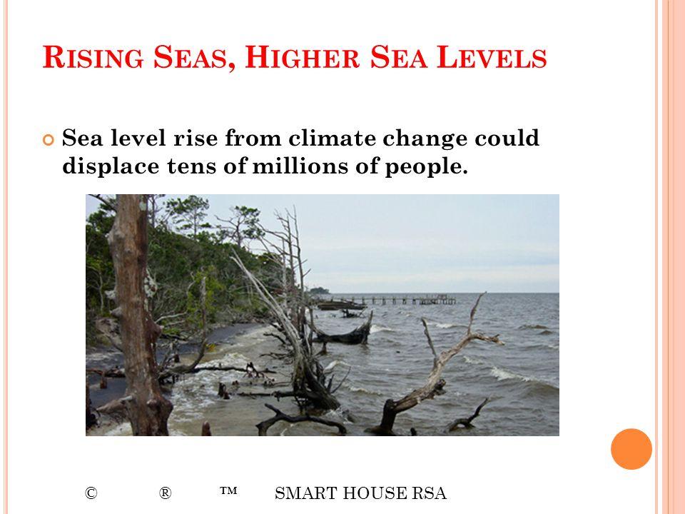 Rising Seas, Higher Sea Levels