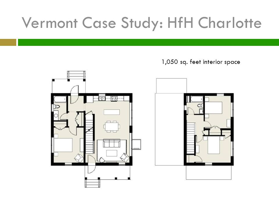Vermont Case Study: HfH Charlotte