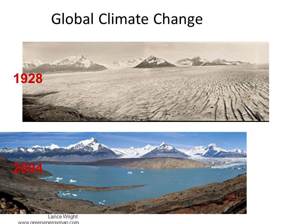 Global Climate Change 1928.