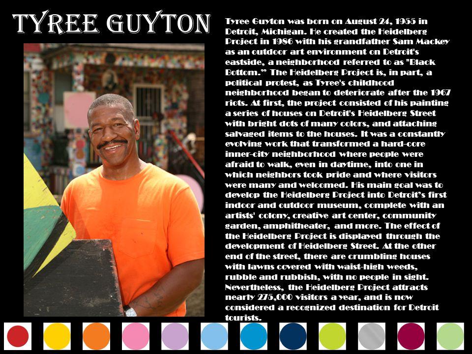 TYREE GUYTON