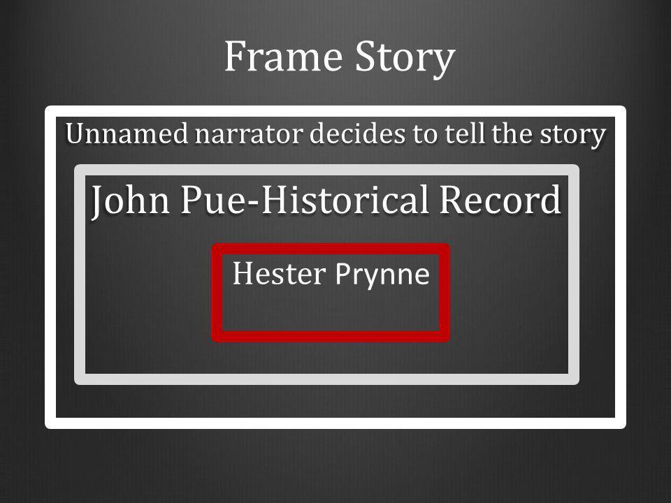 John Pue-Historical Record