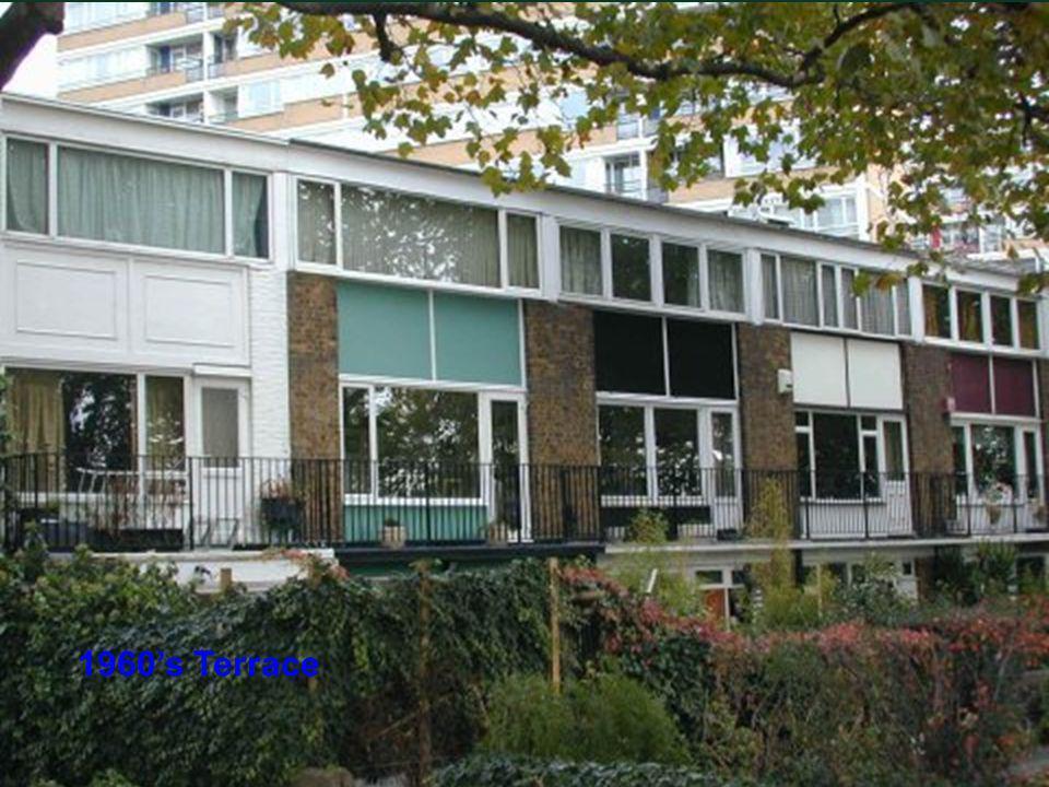 1960's Terrace