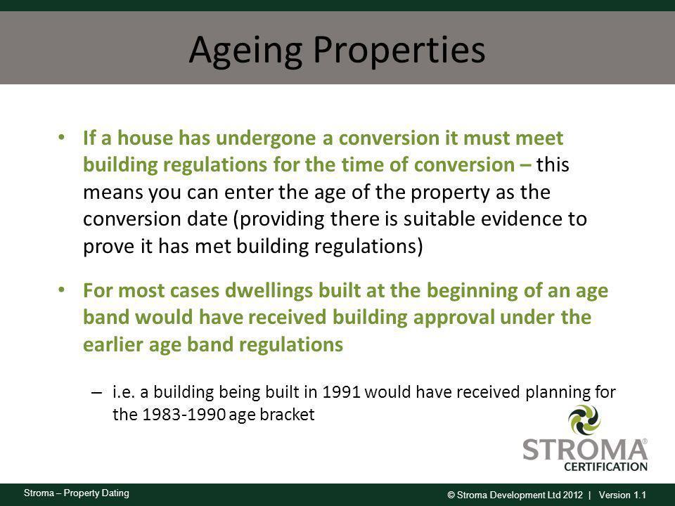 Ageing Properties