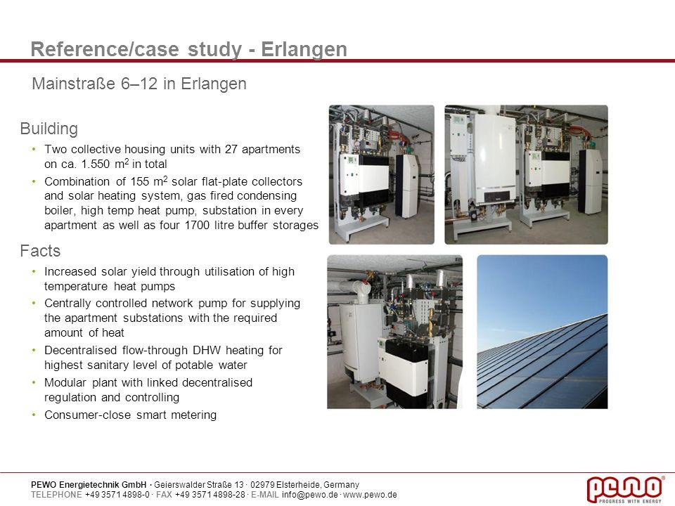 Reference/case study - Erlangen