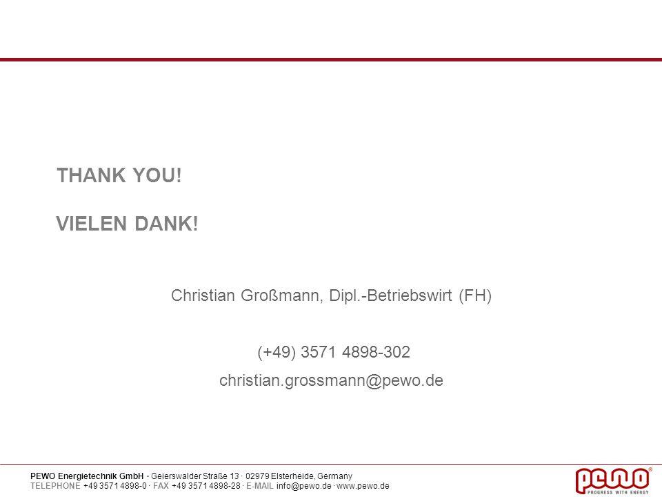Christian Großmann, Dipl.-Betriebswirt (FH)