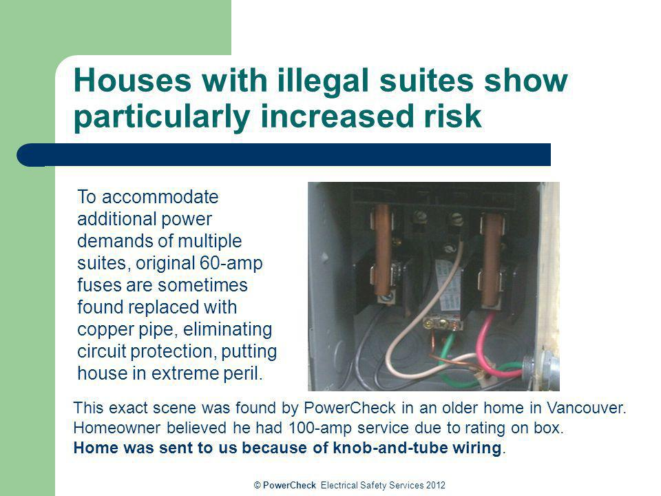 Houses with illegal suites show particularly increased risk