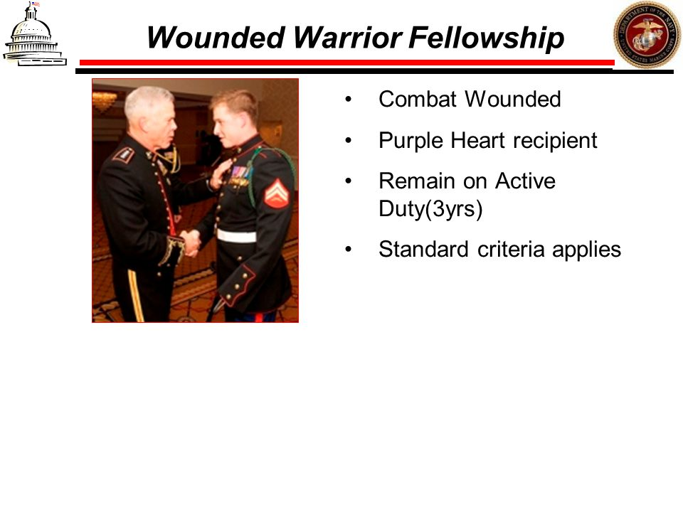 Wounded Warrior Fellowship