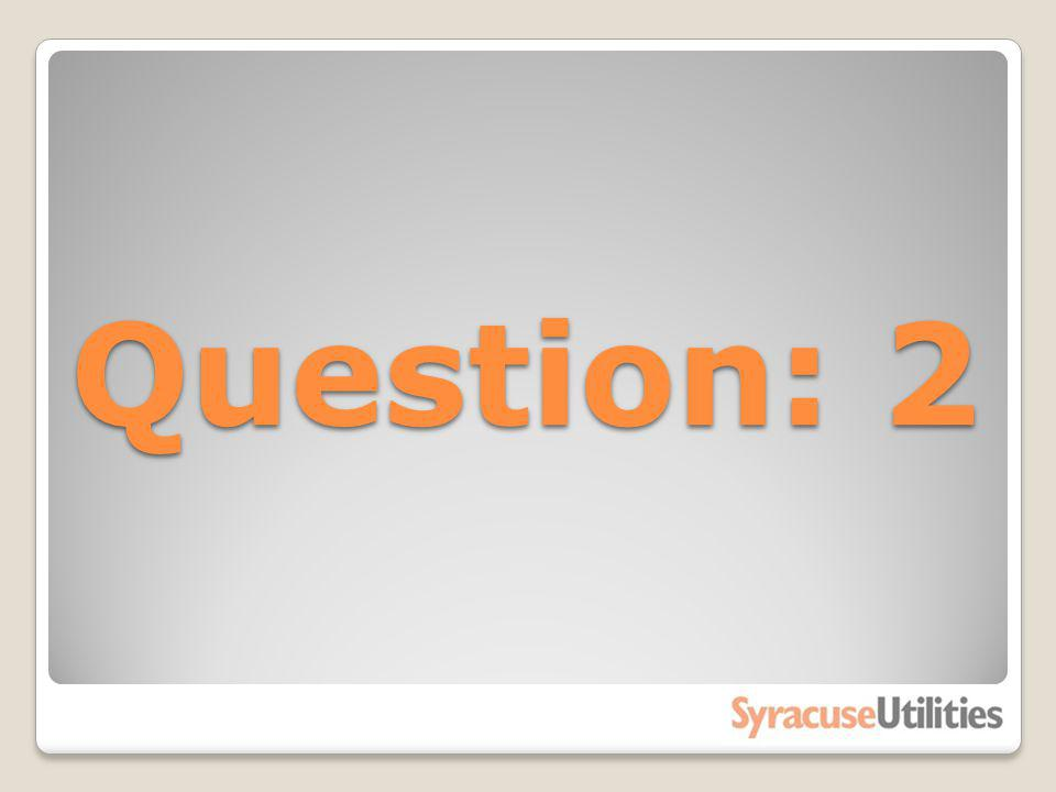 Question: 2