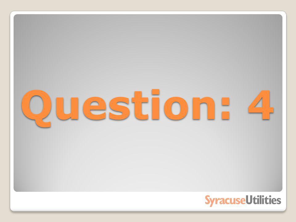 Question: 4