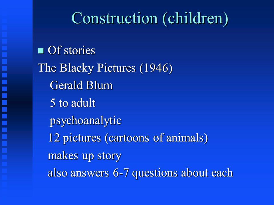 Construction (children)