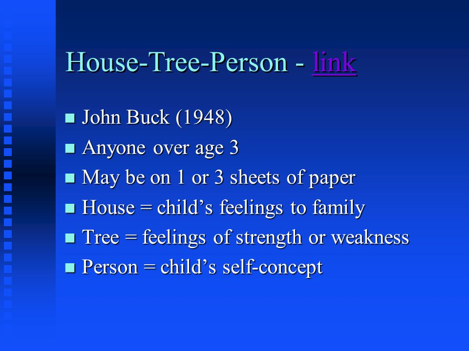 House-Tree-Person - link
