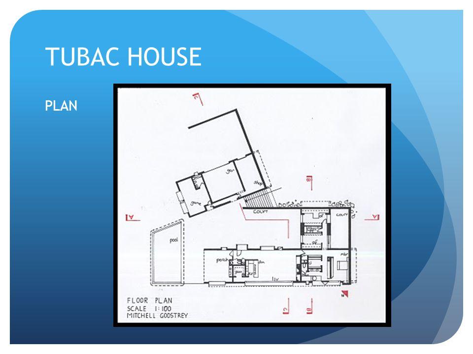 TUBAC HOUSE PLAN