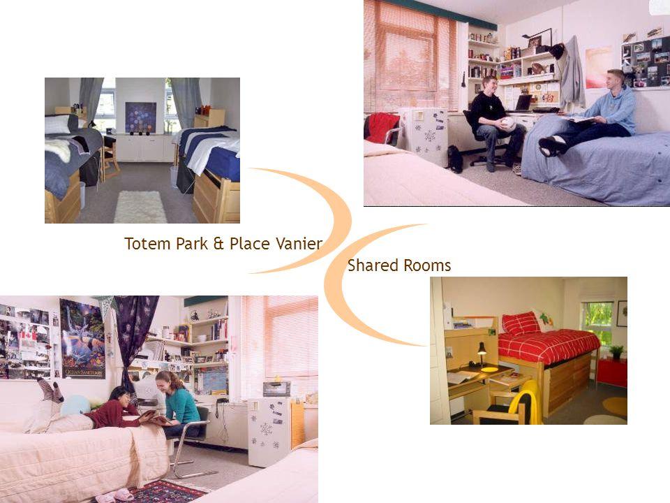 Totem Park & Place Vanier