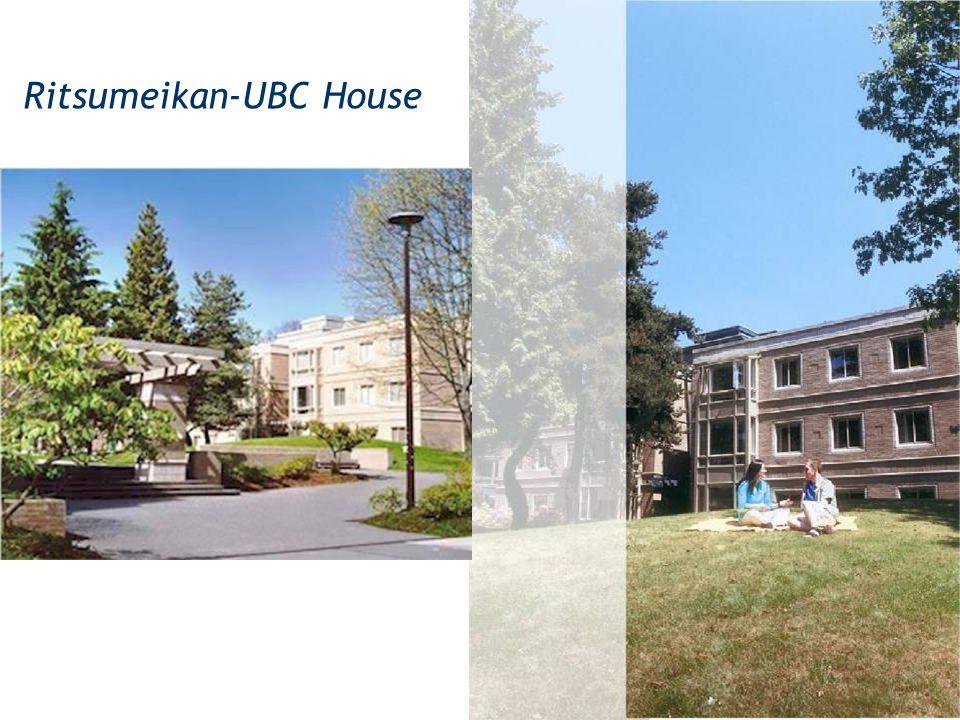 Ritsumeikan-UBC House