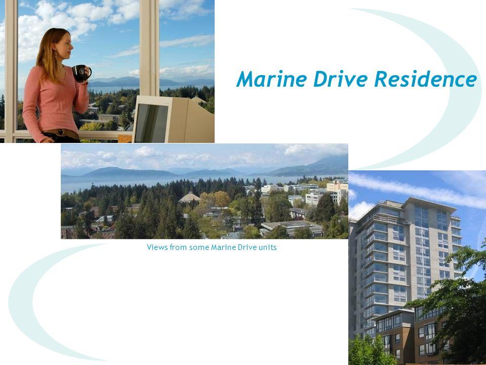 Marine Drive Residence