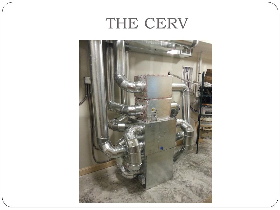 THE CERV
