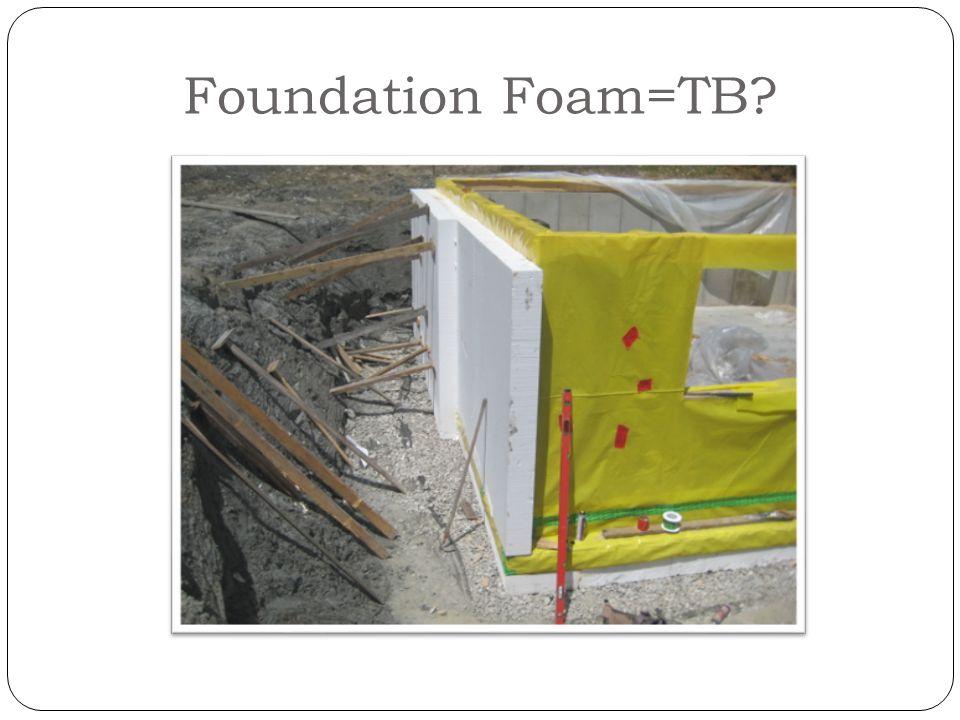 Foundation Foam=TB