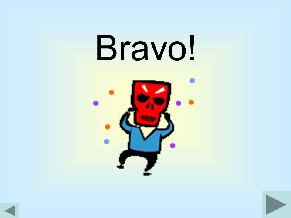 Bravo! I hope you can hear all the fun stuff because I cannot on my computer. I did this in class.
