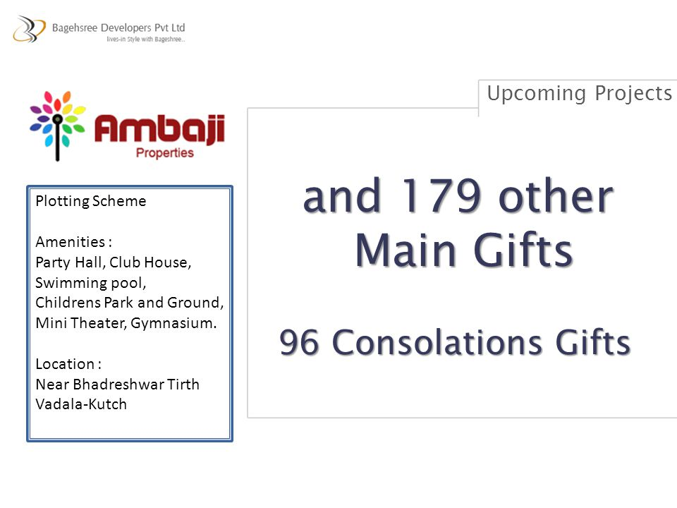 and 179 other Main Gifts 96 Consolations Gifts Upcoming Projects