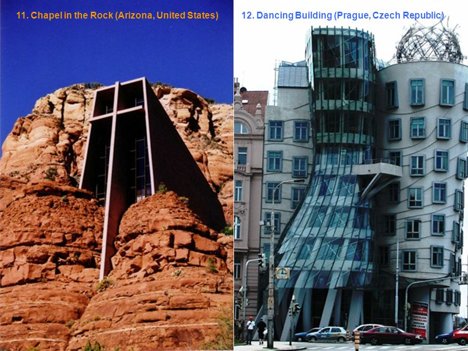 11. Chapel in the Rock (Arizona, United States)