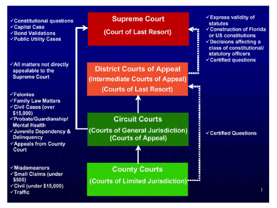 The Florida Court System