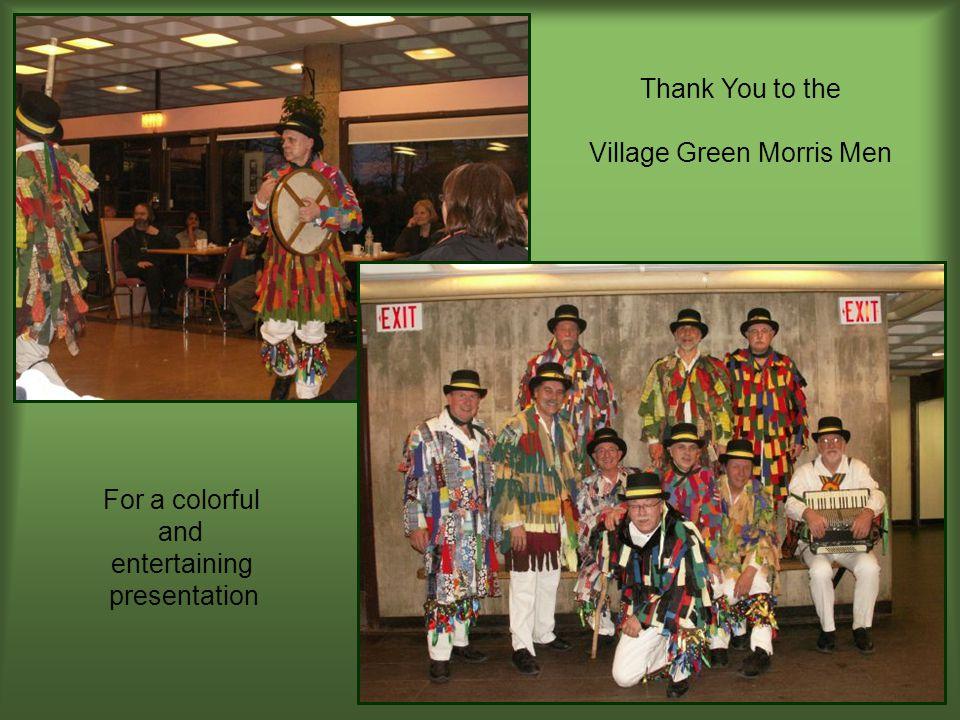 Village Green Morris Men