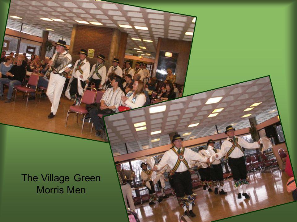 The Village Green Morris Men