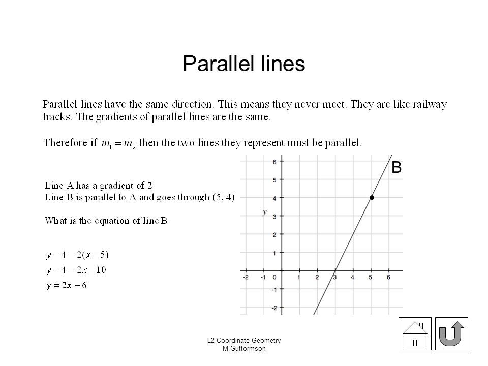 Parallel lines B Exercise 19.01 pages 226 (Theta)
