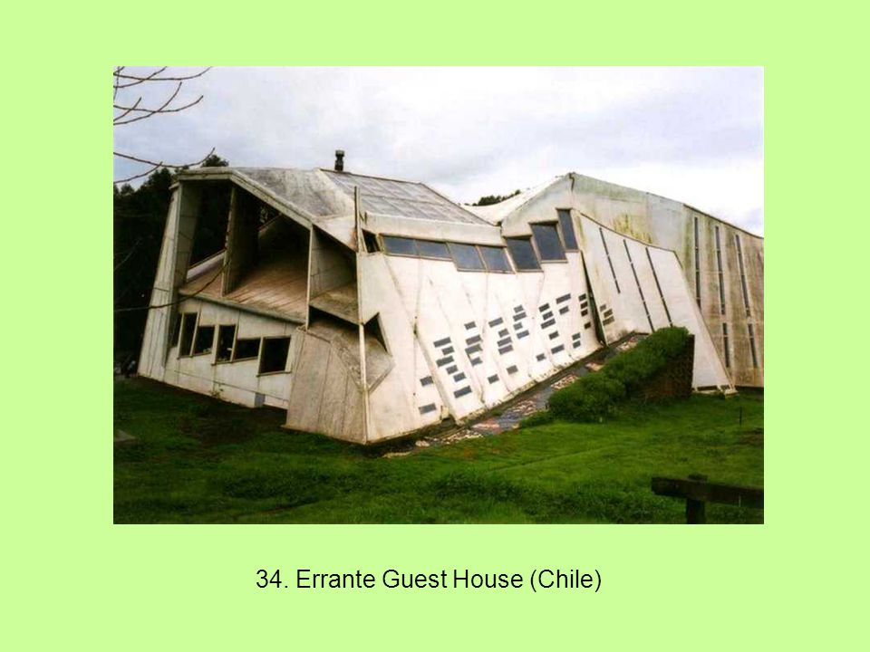 34. Errante Guest House (Chile)