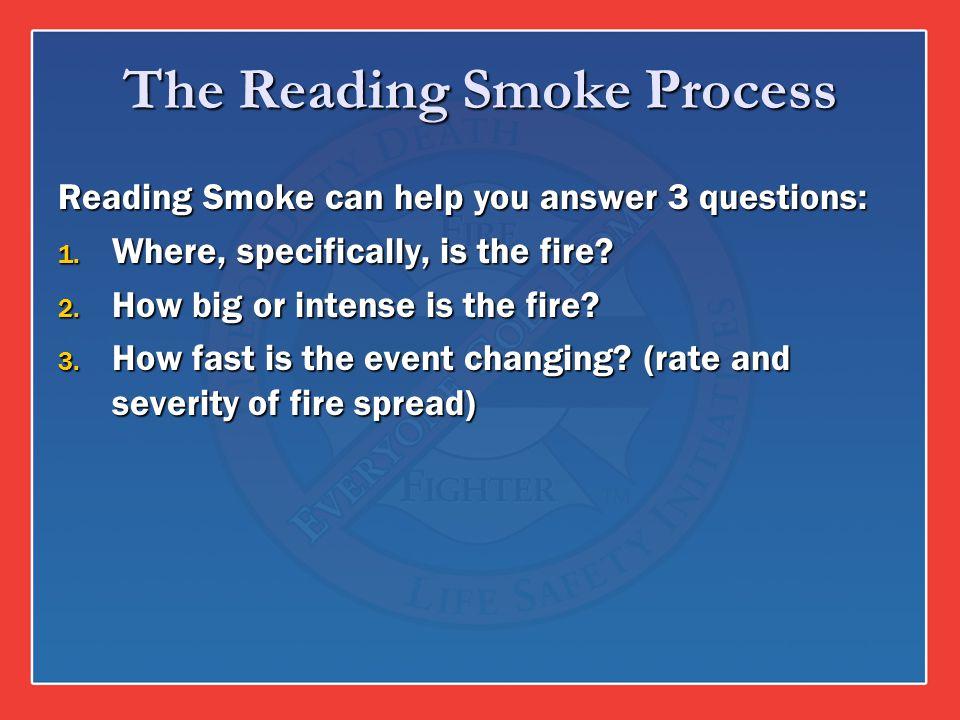 The Reading Smoke Process