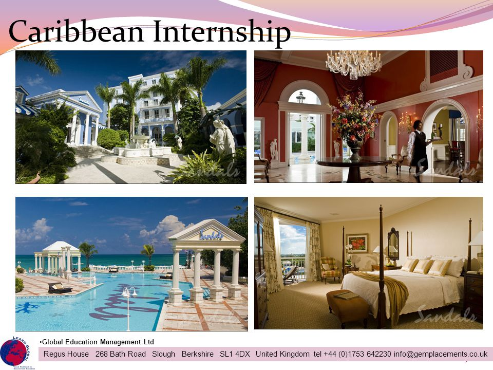 Caribbean Internship Global Education Management Ltd.