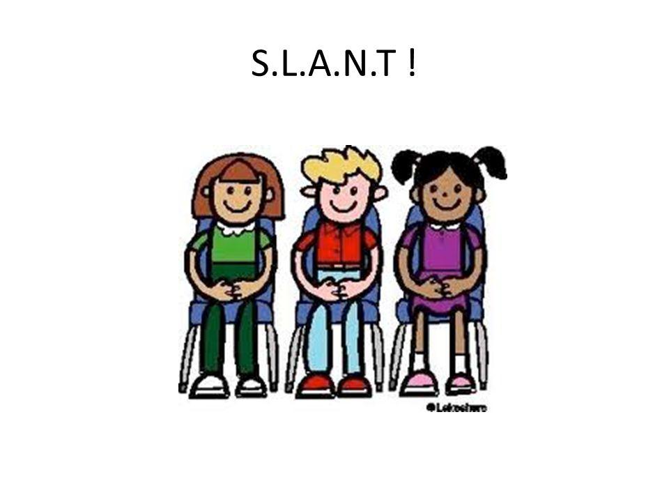 S.L.A.N.T !